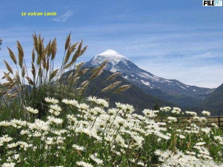 Le volcan Lanin