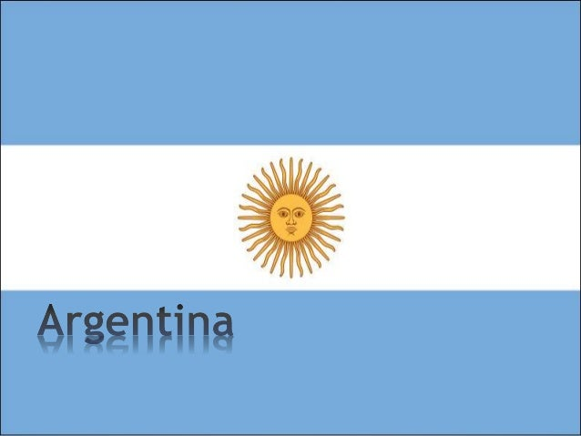 * The Argentine Republic, or Argentina, is a sparsely  populated country on the continent of South America, with a populat...