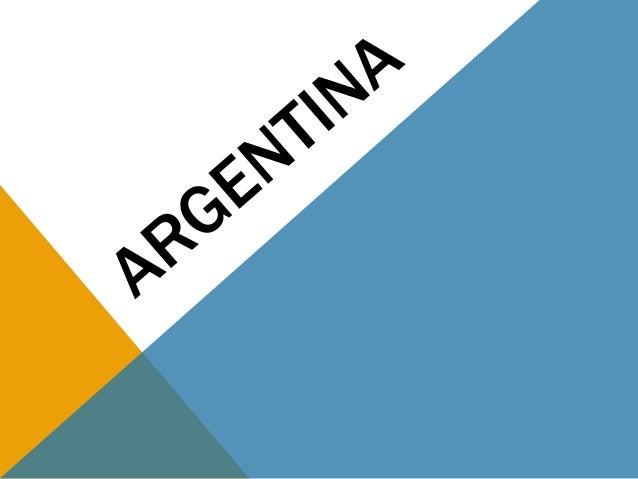 INTRODUÇÃO • ÁREA: 2 780 092 km² • CAPITAL: Buenos Aires • POPULAÇÃO: 41,8 milhões de habitantes • GOVERNO: República Pres...