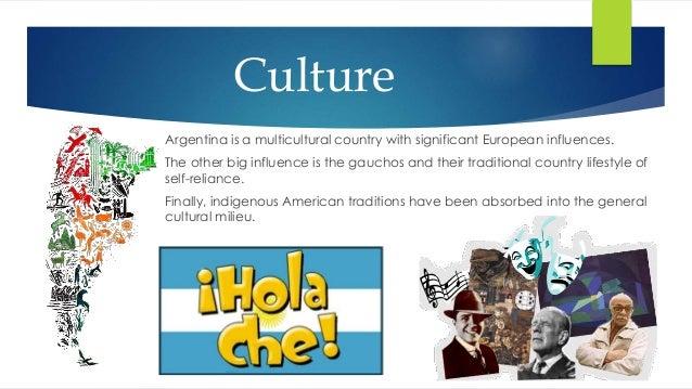 ARGENTINA REPUBLIC - Argentina traditions