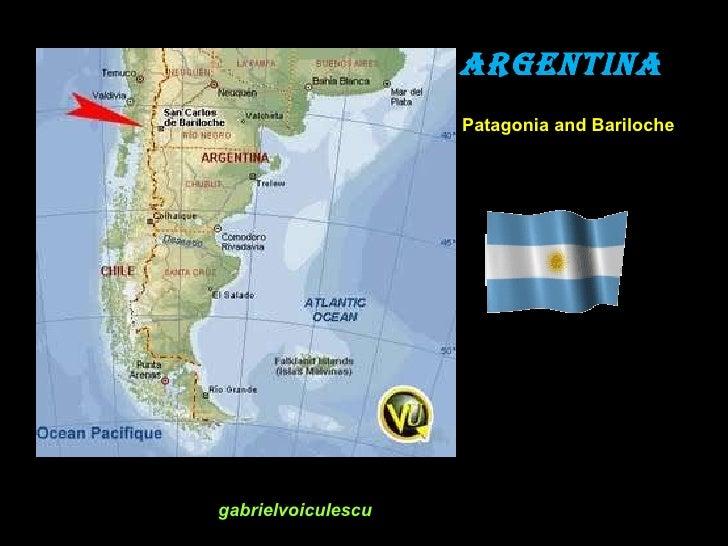 Argentina   Patagonia and Bariloche gabrielvoiculescu