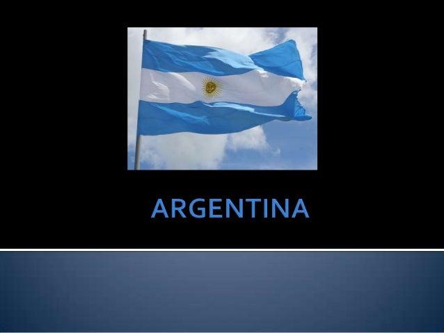 NOMBRE OFICIAL: RepúblicaArgentinaCAPITAL: Buenos AiresIDIOMA OFICIAL: Español (Paíshispanohablante más extenso delplaneta...