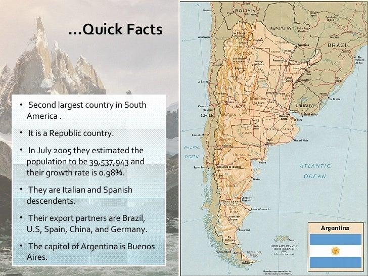 argentina info