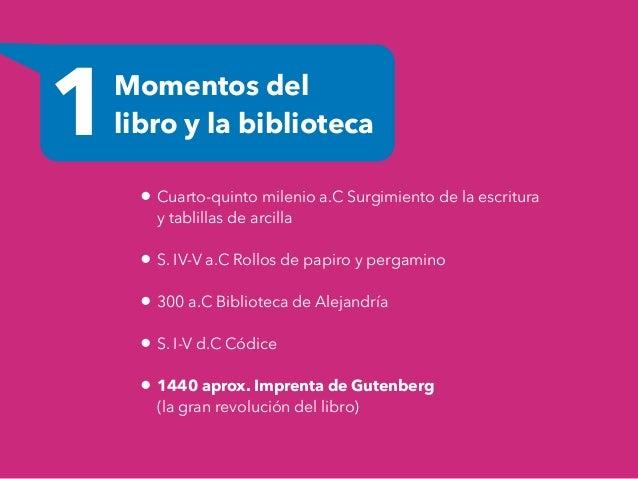 De la tableta de arcilla a la literatura transmedia: retos para las bibliotecas Slide 2