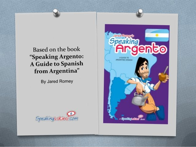 arbolito an illegal money changer (the changing of money is controlled by the government)  Argentine Spanish Vocabulary: C...