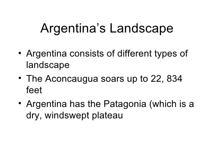 Argentina Facts