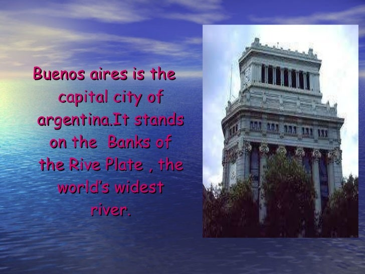 what is the capital of argentina in spanish