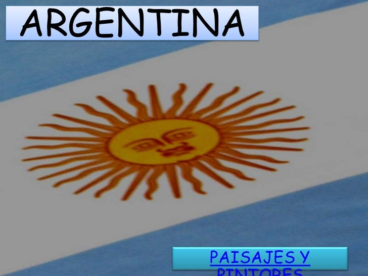 ARGENTINA       PAISAJES Y