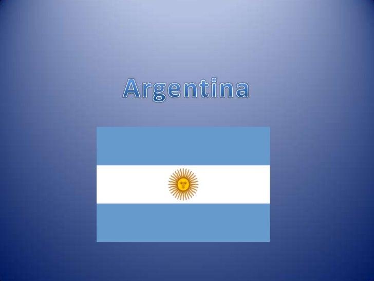 Argentina<br />