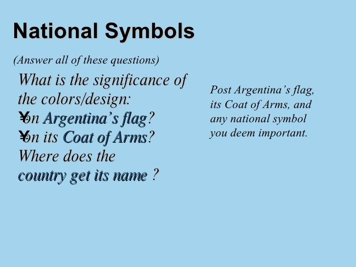 Argentina Template