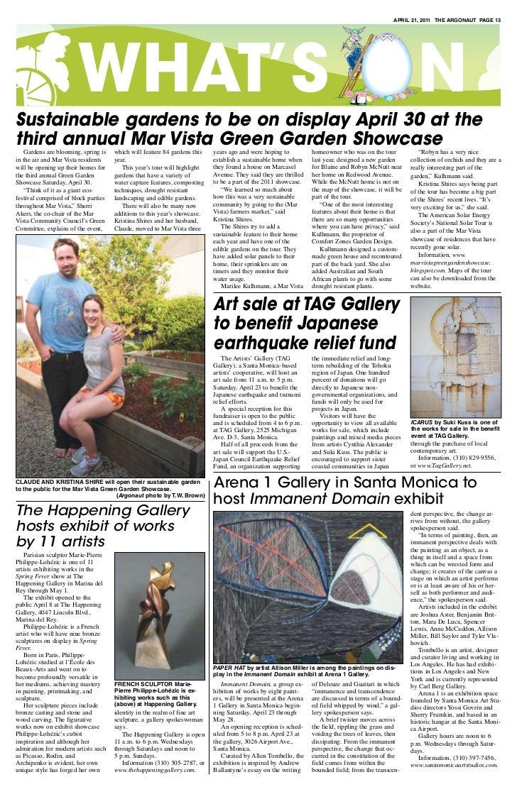 argonaut article on mar vista green garden showcase