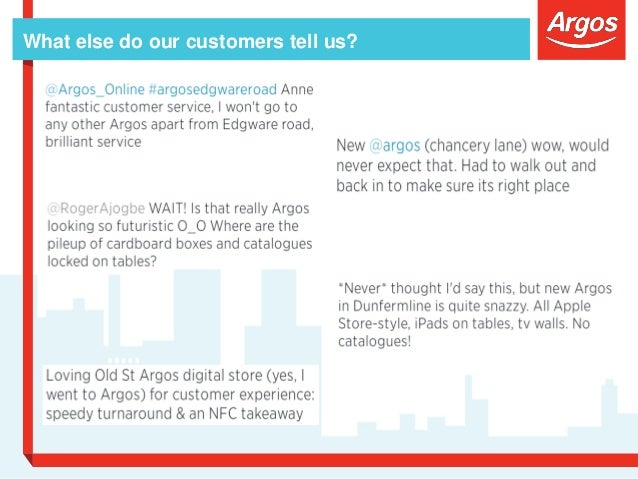 argos swot To analyse the competitiveness of the sector now through swot, pest and   spencer, argos, and boots all fall into the mixed retailers category - but how do.
