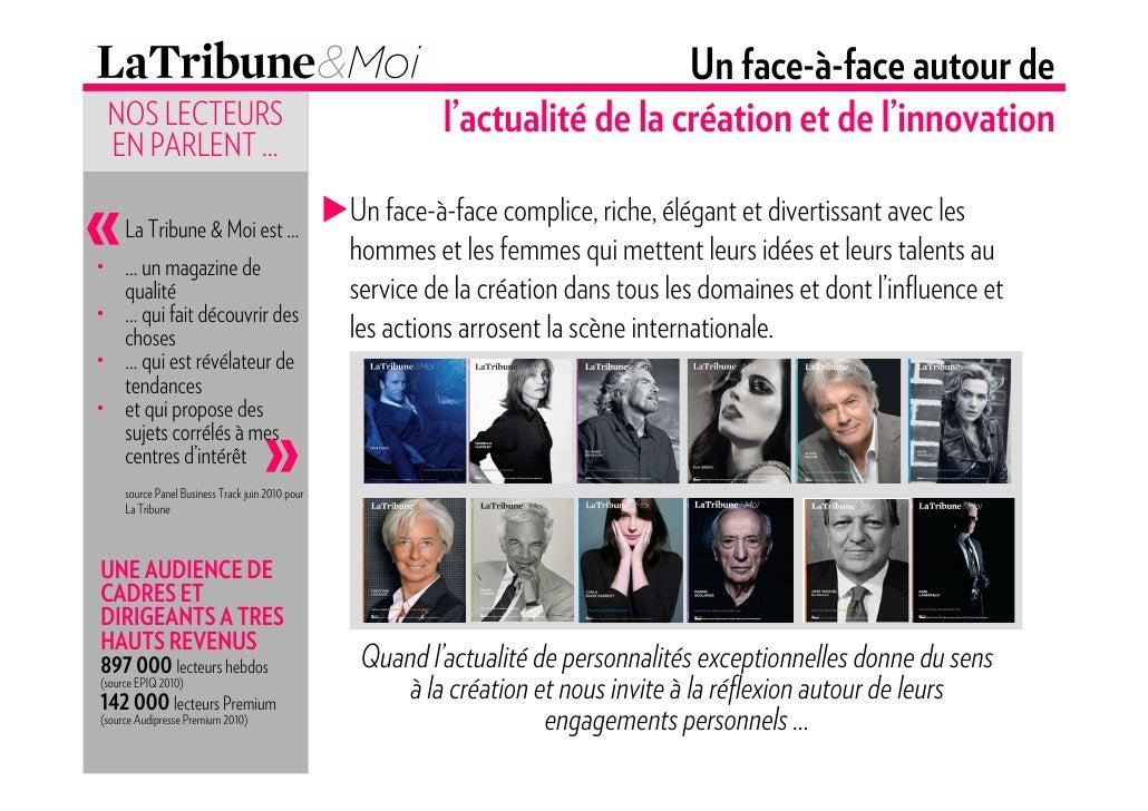 Argu la tribune & moi juin 2011 Slide 3