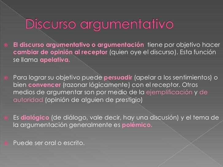 Argumentacion Slide 2