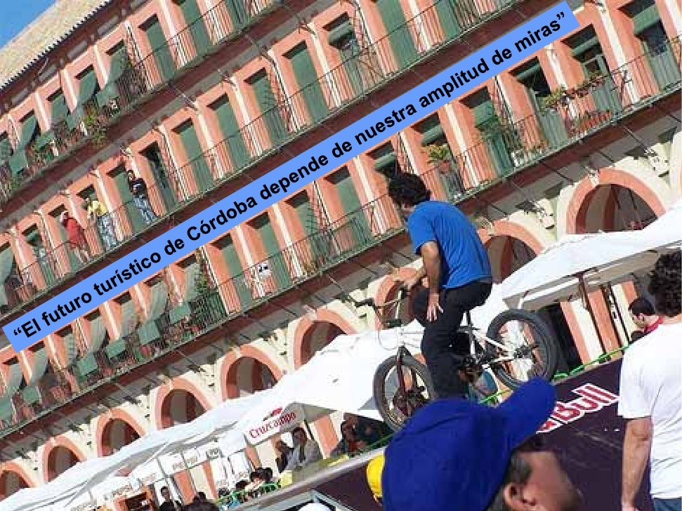El turismo de Córdoba y su provincia                Debilidades:                D bilid d                                 ...