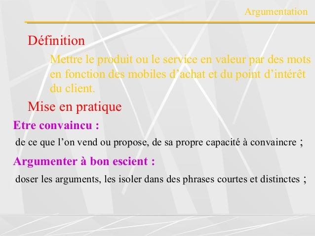Argumentation Slide 2