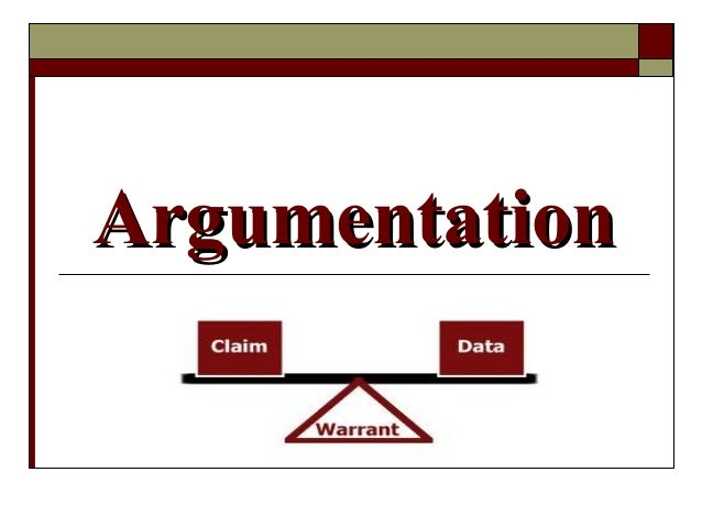 Argumentation
