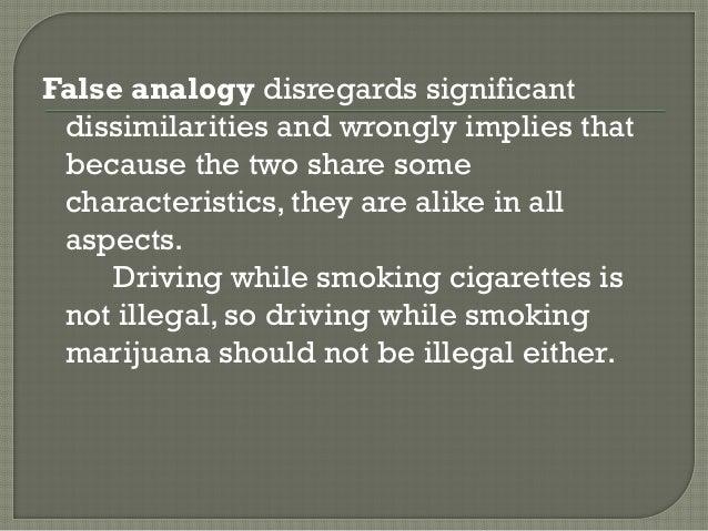 Smoking thesis statement