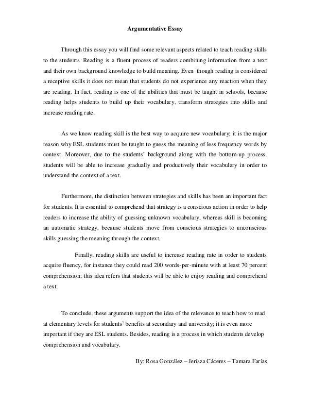Essay on technology