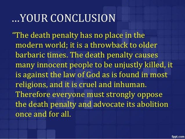 Death penalty discrimination essay