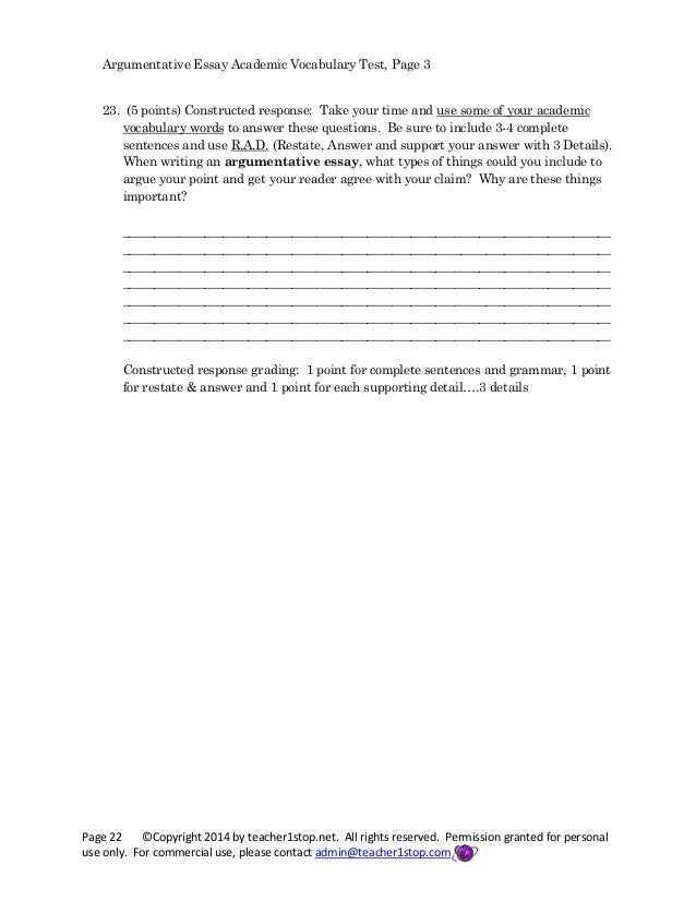 American national character essay