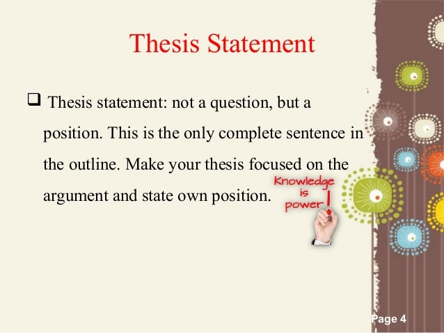 whatcharacterises anargumentative essay Jensen's format writing is concerned with developing expository writing skills for high school students this type of writing exposes, puts.