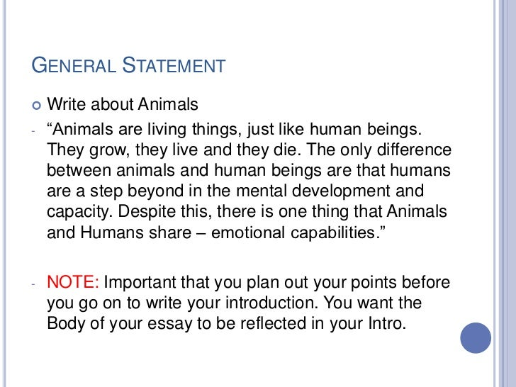 How animals help humans essay