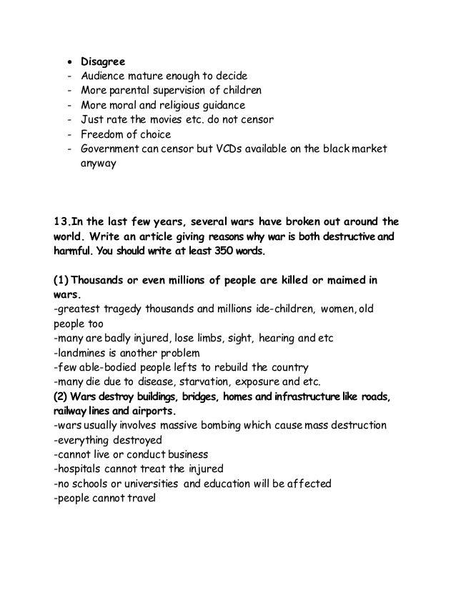 Conclusion Paragraph Starter Words