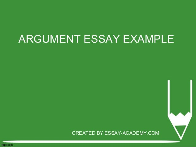 argument essay database Definition of argumentative essay an argumentative essay is a type of essay that presents arguments about both sides of an issue essay american writers definition of argumentative essay dissertation review service we are glad to introduce you our database of free argumentative essay samples.