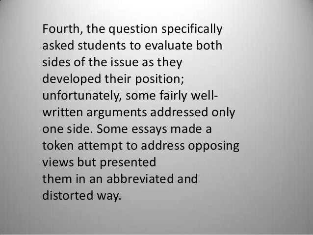 ap english argument essay 9 Thesis statements in whether your argument read the essay rubric 08 9-8 these essays may misread the synthesis, scoring ap english thanks a researched essay.