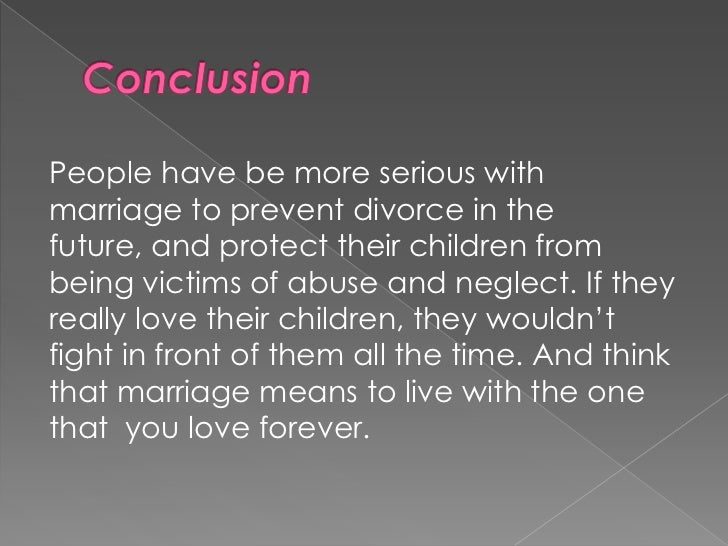 Essay children victims divorce