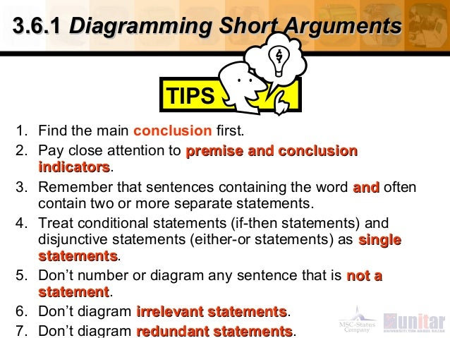 Premise Indicator Words: Arguments Part-2736
