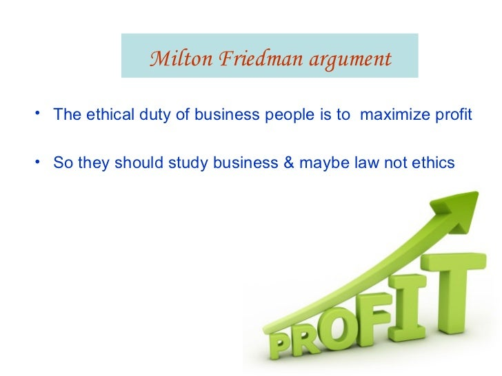areas of business ethics