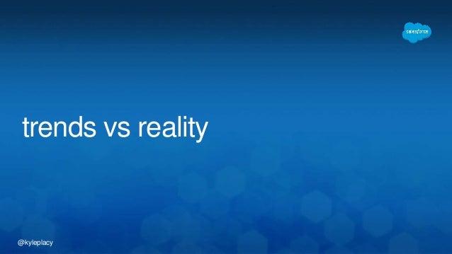 trends vs reality  @kyleplacy