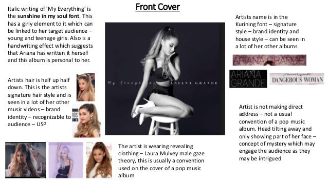 Ariana grande my everything album