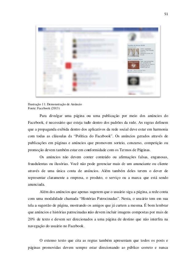 IlustraFonteFaceque acompublipromfraudatravrepreanuncomtela aque a20%navepáginação 11: Deme: Facebook (2Para divbook, é n...