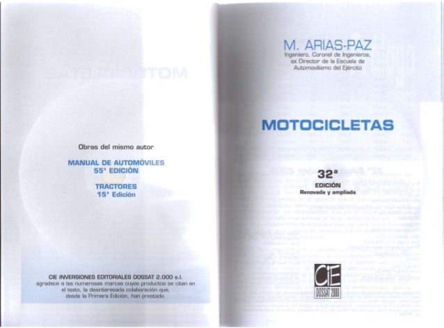 Arias Paz Motocicletas Pdf