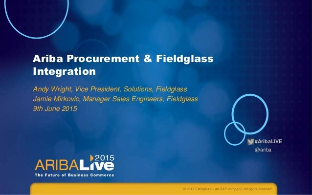Ariba and Fieldglass Integration