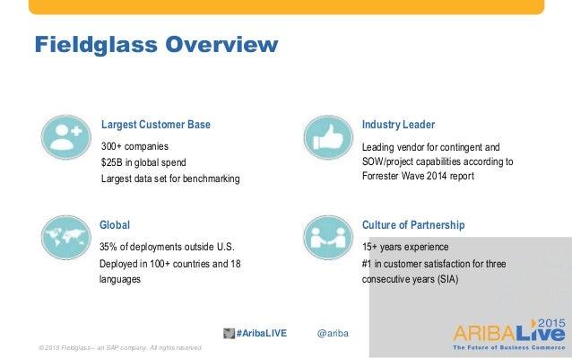 Ariba and Fieldglass Integration