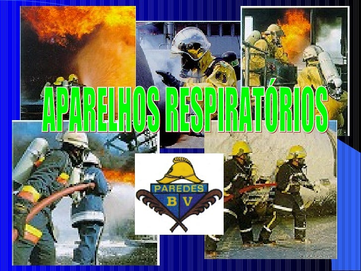 APARELHOS RESPIRATÓRIOS