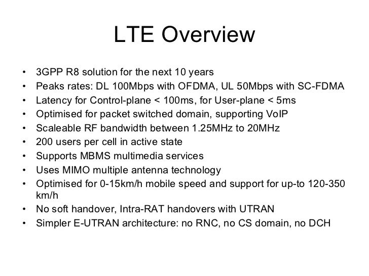 PDCP = Packet Data Convergence Protocol RRC = Radio Resource Control RLC = Radio Link Control