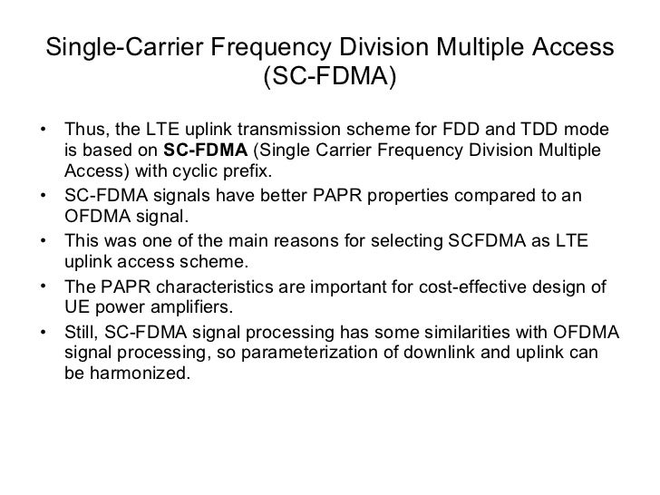 Parameters for downlink generic frame structure