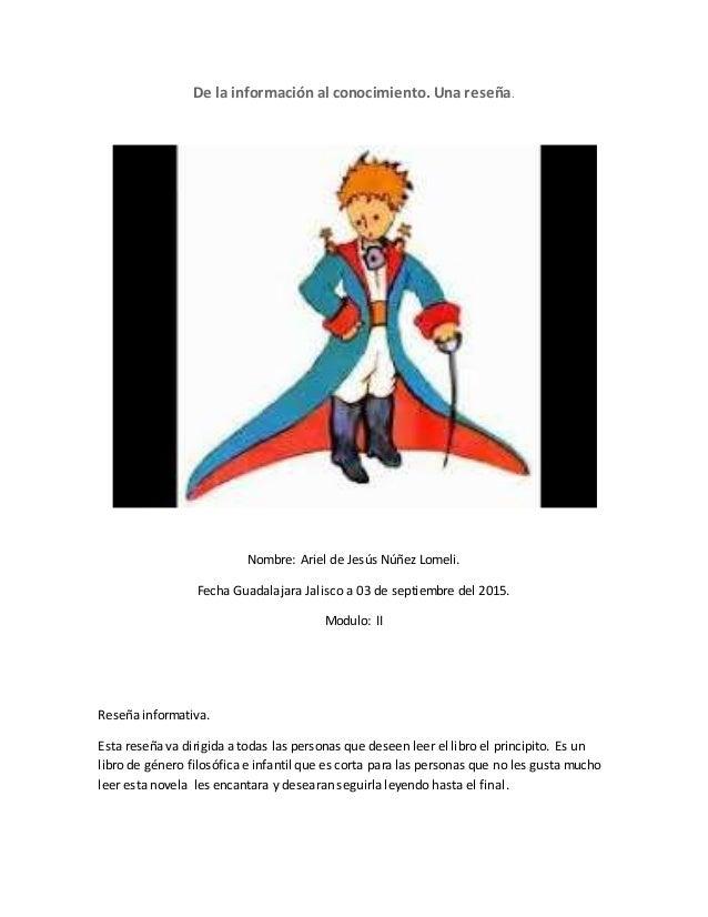 Libro El Principito Pdf