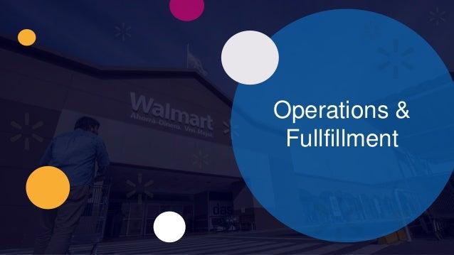 Operations & Fullfillment