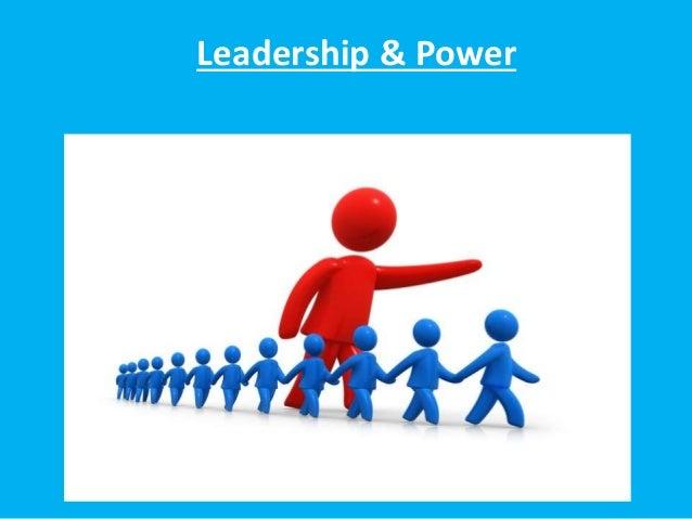 Leadership & Power