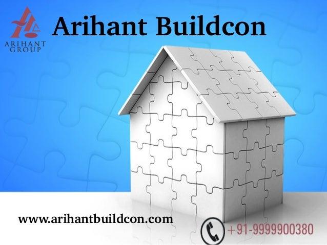 ArihantBuildcon www.arihantbuildcon.com