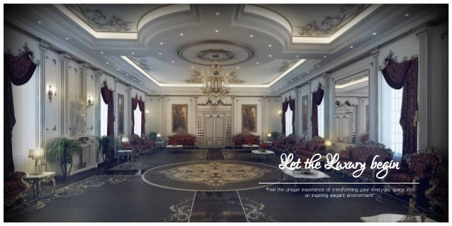 Castle Interior Design Property aristo castle interior design dubai