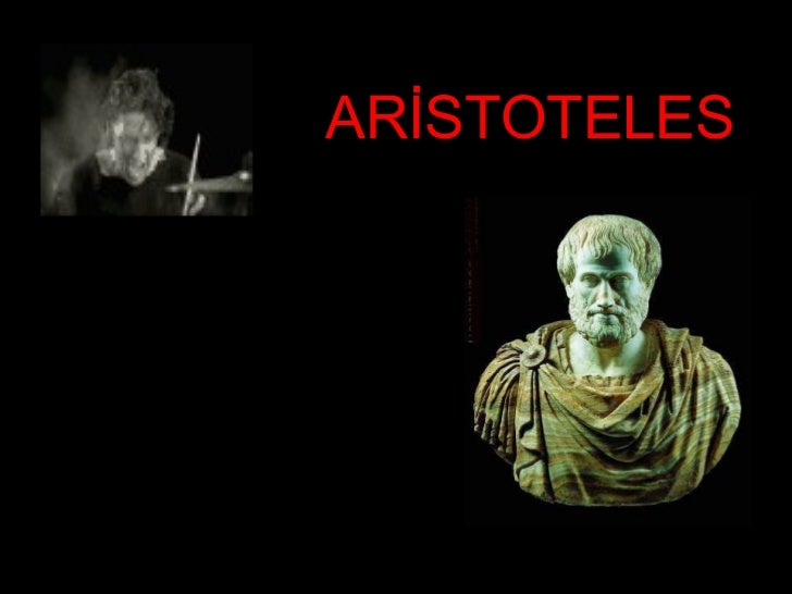 ARİSTOTELES