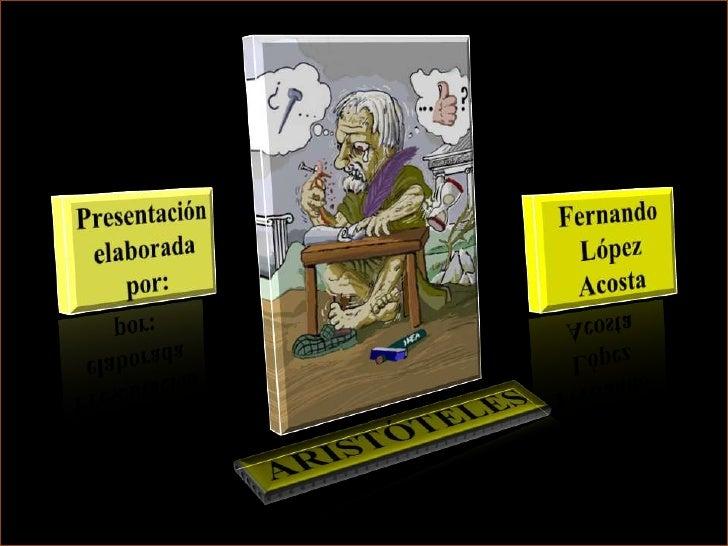 Crítica a la            Teoría de las Ideas                de Platón                                    Desde la Física Po...