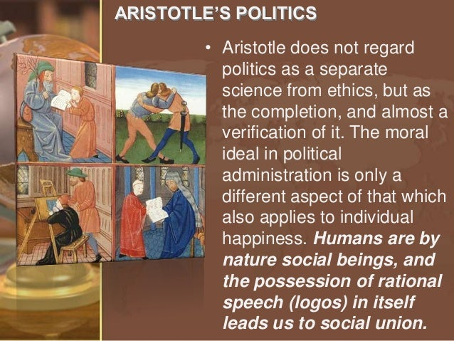 Aristotles political ideal